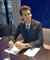 Participation de Stoyan Kostadinov au Séminaire FIDIMA