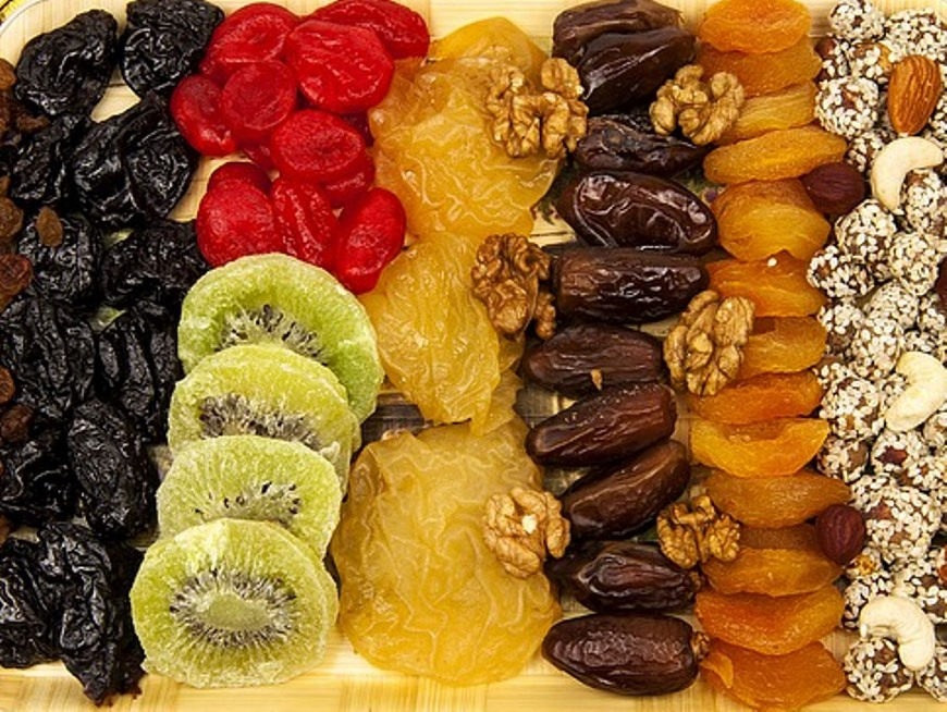 Roasted Nuts - Dried Fruits