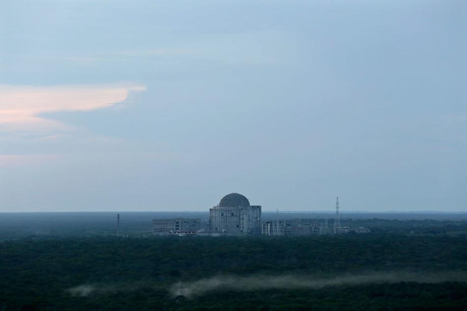 "Cuban ""Juragua"" nuclear plant: The ""work of the century"""