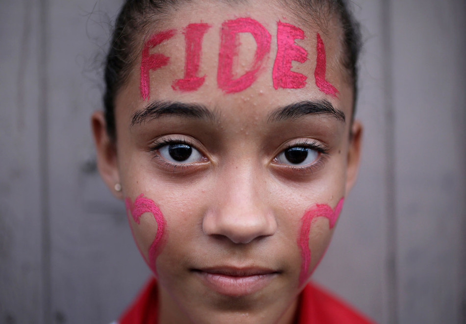 Stories/9 days after Fidel Castro's death