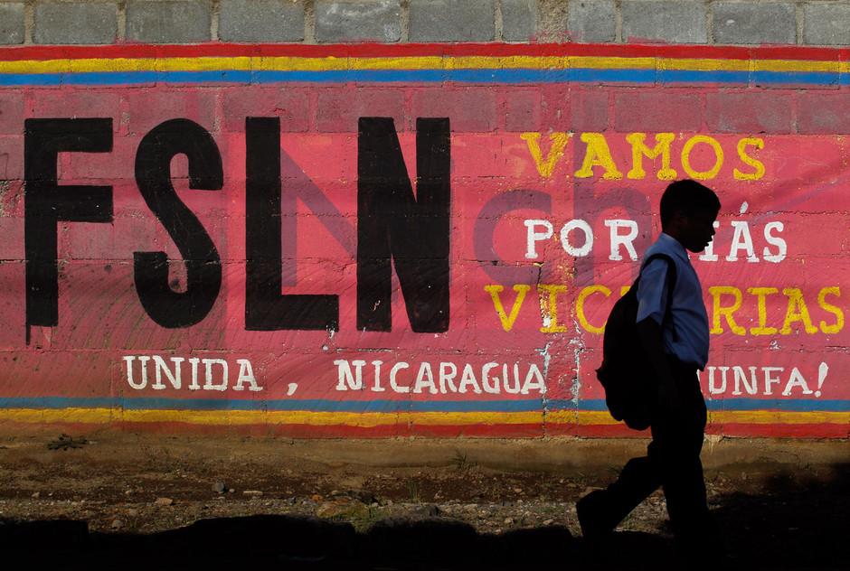 Nicaragua Election 2011