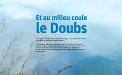 Pauline Yapi I Au milieu coule doubs
