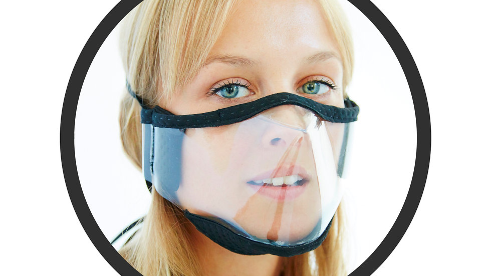 Masque transparent _ Transparent mask
