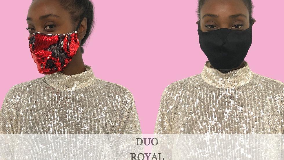 DUO DELUXE ROUGE _ DUO DELUXE RED