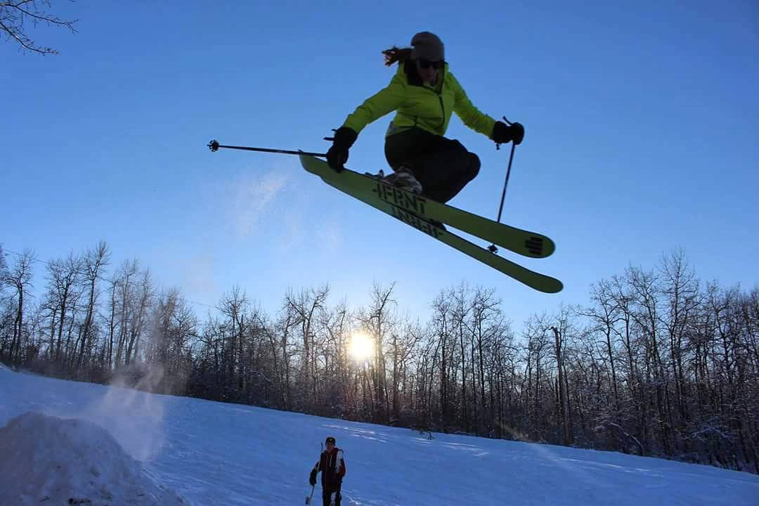 Innisfail Ski Hill