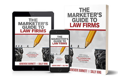 Marketer's Guide to Law Firms iPad iPhon