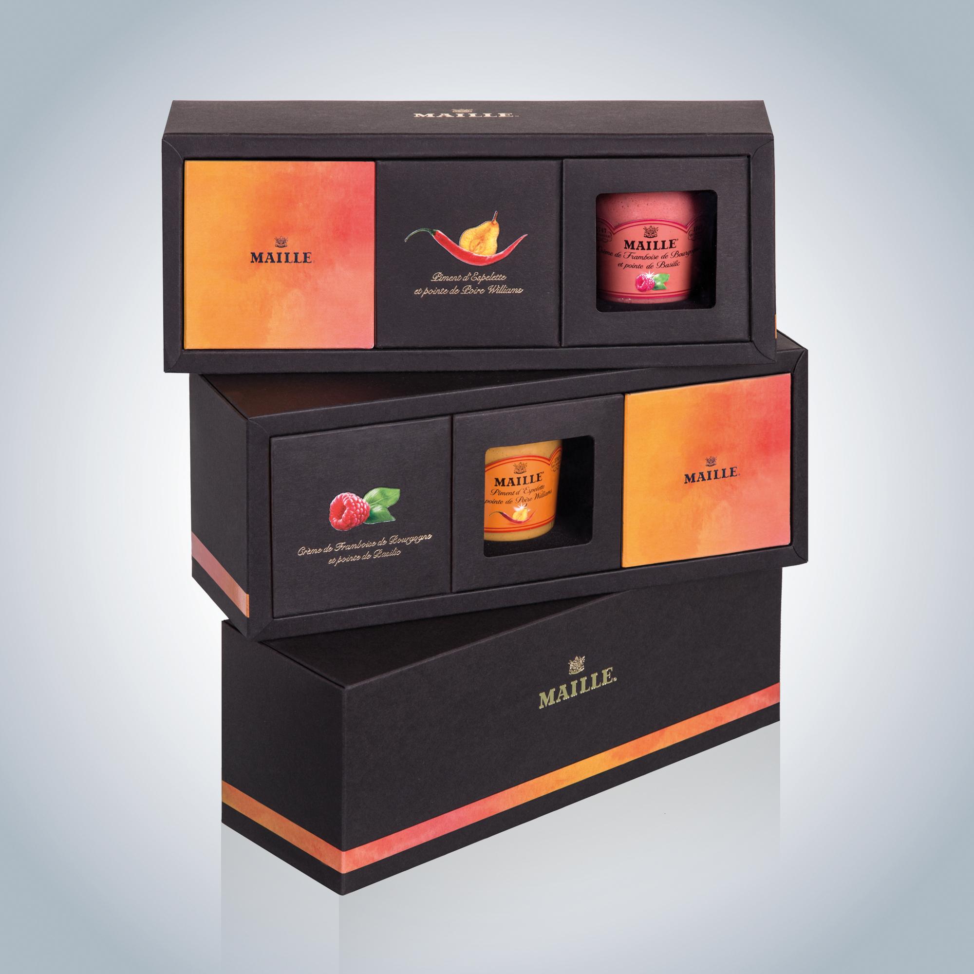 Packaging Moutarde de Printemps (2013)
