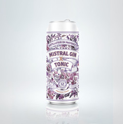 Canette Gin Tonic