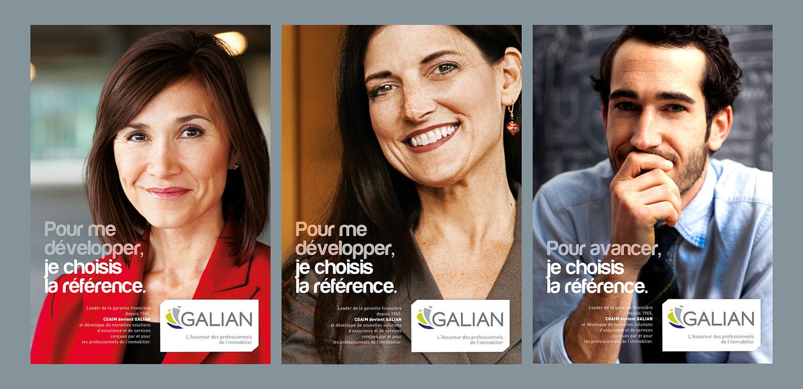 Campagne Pub Galian (2014)