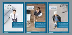 Announce print Rockfon (2014)