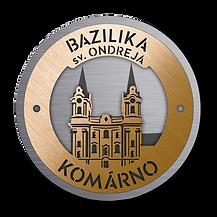 Bazilika svätého Ondreja Komárno Podunajsko