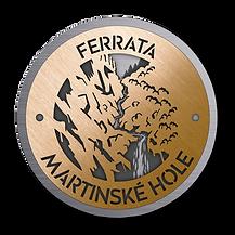 Ferrata Martinské Hole Malá Fatra