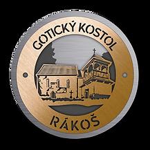 Gotický kostolík Rákoš