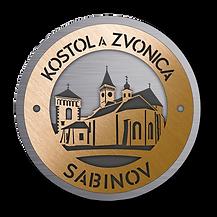 Kostol a renesančná zvonica Sabinov