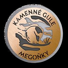 Kamenné gule Megonky Kysuce