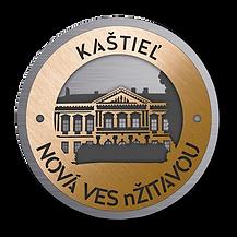 Neoklasicistický kaštieľ Nová Ves nad Žitavou