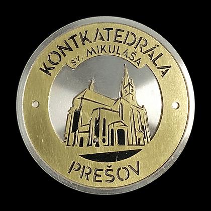 Konkatedrála sv. Mikuláša Prešov