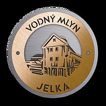 Vodný kolový mlyn Jelka Podunajsko