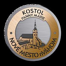 Kostol Narodenia Panny Márie Nové Mesto nad Váhom Považie