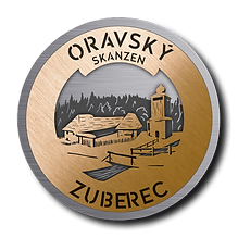 Oravský skanzen Zuberec Orava