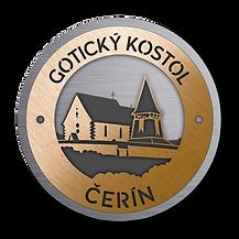 Gotický kostol svätého Martina Čerín