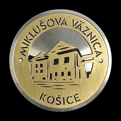 Miklušova väznica Košice