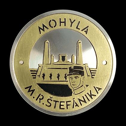 Mohyla M. R. Štefánika