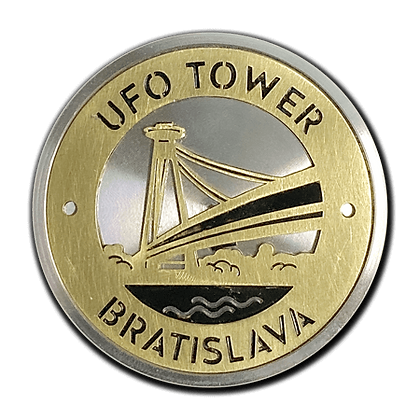 Most SNP - UFO Tower