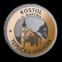Kostol svätého Martina Teplička nad Váhom Považie