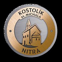 Kostol svätého Michala Archaniela Dražovce Nitra Ponitrie