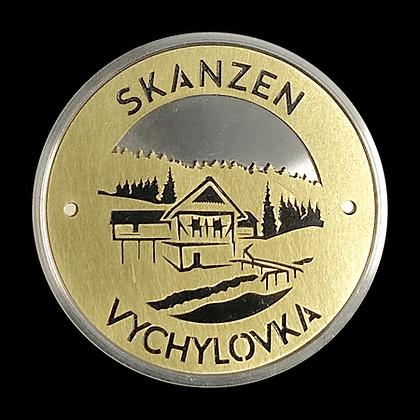 Kysucký skanzen Vychylovka