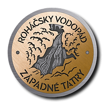 Roháčský vodopád Západné Tatry