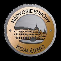 Nádvorie Európy Komárno Podunajsko