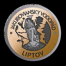 Jakuboviansky vodopád Liptov