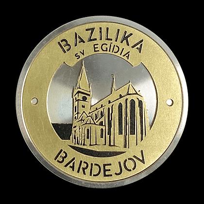 Bazilika sv. Egídia v Bardejove