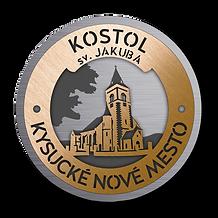 Kostol svätého Jakuba staršieho Kysucké Nové Mesto Kysuce