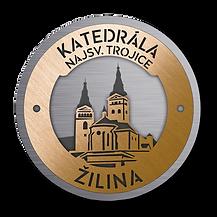 Katedrála Najsvätejšej Trojice a Burianova veža Žilina Považie