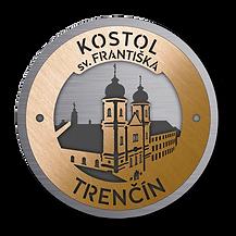 Kostol svätého Františka Xaverského Trenčín Považie