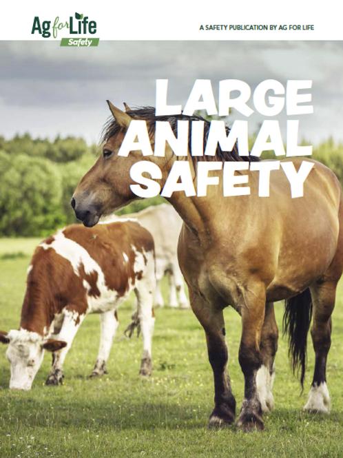 Large Animal Safety (Print Version)