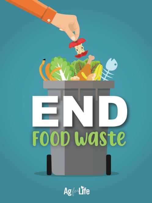 End Food Waste - Activity Book (Print Version)