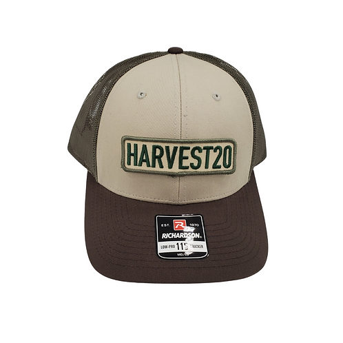 HARVEST20 Ball Cap