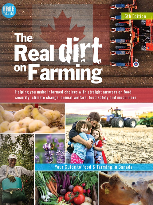 The Real Dirt of Farming