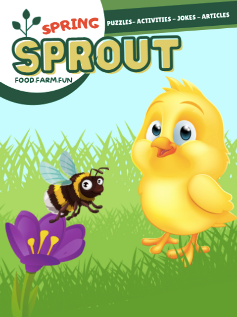 Sprout - Spring (Digital Version)