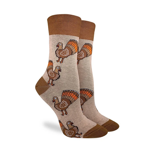 Women's Turkeys Socks