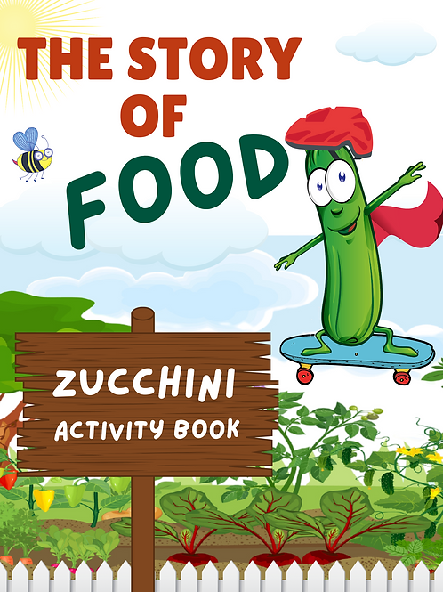 Zucchini Digital Download