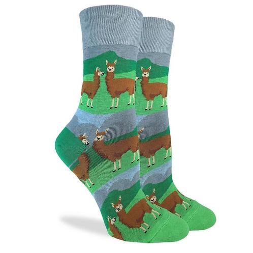 Women's Llamas Socks