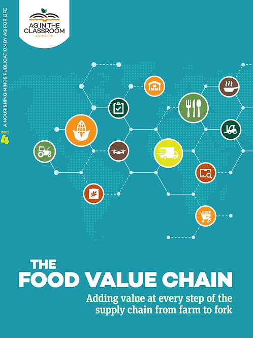 The Food Value Chain - Print Edition