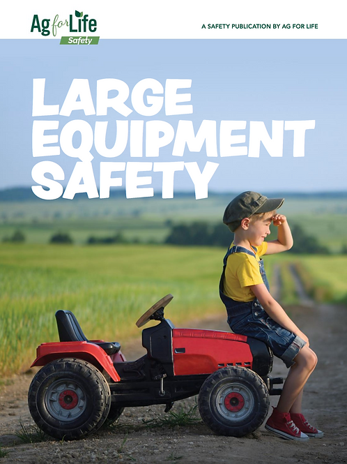 Large Equipment Safety Print Edition
