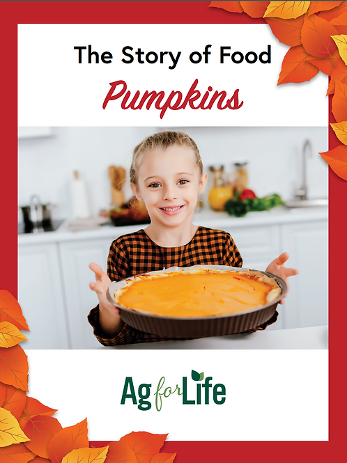TheStory of Pumpkins - Digital Download