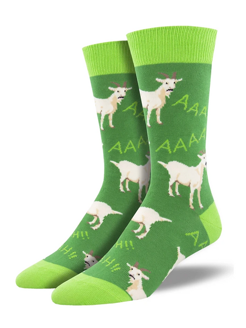 Men's Screaming Goats Socks